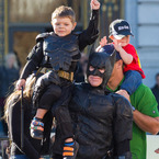 WATCH: Obama thanks Batkid