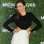 Miranda Kerr's ultimate style icon is...