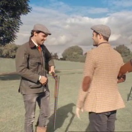 andy jordan and spencer matthews shooting - made in chelsea series 6 - louise admits sleeping with someone - handbag.com