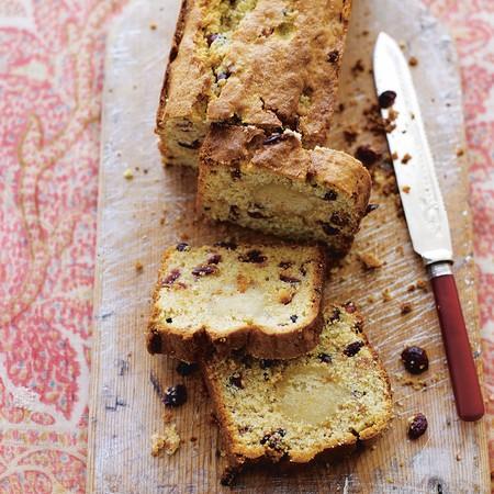 cranberry and amaretto stollen cake recipe - Christmas baking - Christmas recipe - cooking - recipes - handbag.com