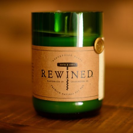 Firebox.com Rewind wine candles - weird scented candles - food and drink - handbagcom