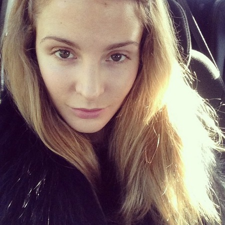 millie mackintosh no makeup - celebrities no makeup - selfie picture - handbag.com