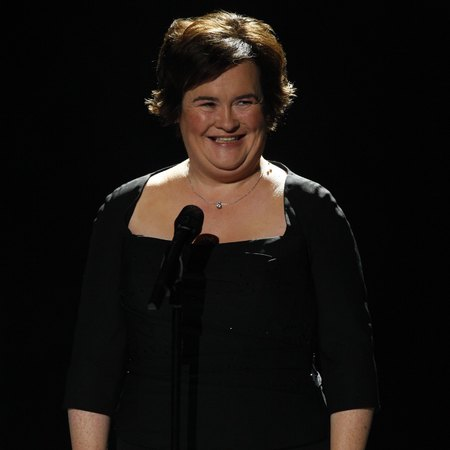 Susan Boyle singing on America's Got Talent - music - handbag.com