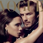 David & Victoria beat Kim & Kanye to Vogue