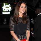 Kate Middleton ditching high street style?