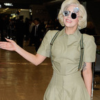 Lady Gaga auditions for I'm A Celebrity?