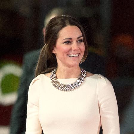 Kate Middleton - zara necklace - mandela premiere - long walk to freedom - high street - handbag.com