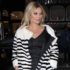 Steal Kate Moss' Christmas party style
