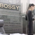 A shampoo ad commenting on gender inequality