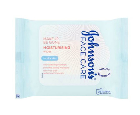 Johnson's Face Wipes