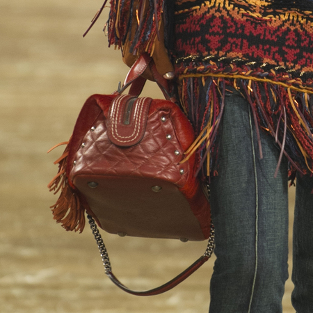 Chanel Dallas show - Metiers d'Art pre fall 2014 - new chanel handbag and makeup - handbag.com