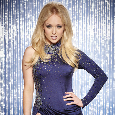 Dancing on Ice 2014 contestants - Jorgie Porter - handbag.com