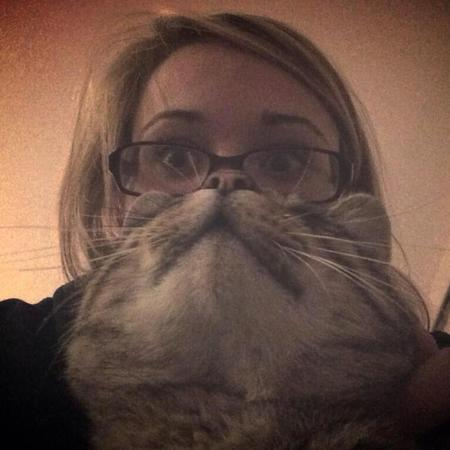 Cat beard viral trend - Facebook and Twitter - social media updates - social news - gadgets - handbag.com