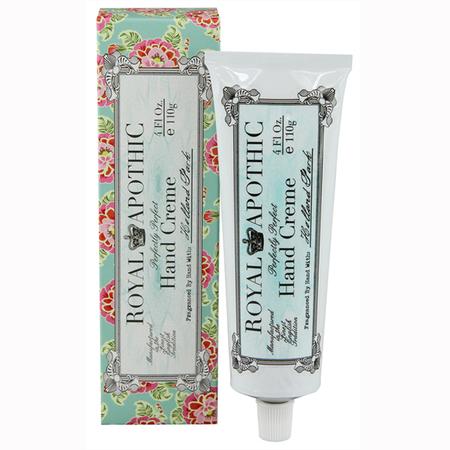victoria beckham favourite hand cream - royal apothic holland park hand cream - nice smelling hand cream - handbag.com