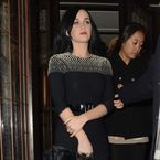 Katy Perry looks ready to go to church