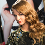 How to hide a fringe like Millie Mackintosh