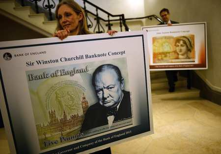 Mark Carney announces new plastic banknotes - handbag.com