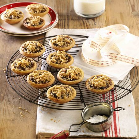 Quick mince pies recipe - Masterchef winner Mat Follas - Christmas hamper ideas - baking recipes - food - handbag.com