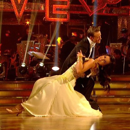 Susanna Reid favourite outfit - strictly come dancing - yellow dress - handbag.com