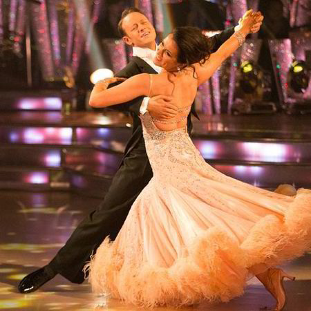 Susanna Reid - our choice - favourite outfit - strictly come dancing - waltz dress with feathers- handbag.com