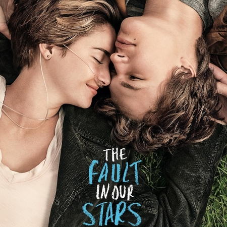 The Fault in Our Stars movie poster - offensive tagline debate - life news - handbag.com