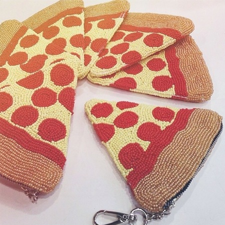 urban outfitters pizza purse - food shaped purse and handbag - handbag.com