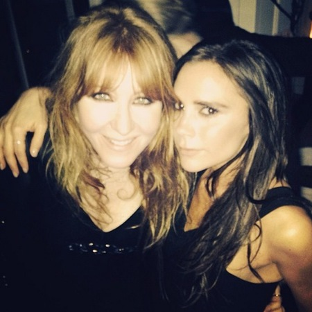 victoria beckham and charlotte tilbury - nude kate lipstick - how to wear nude lipstick - handbag.com