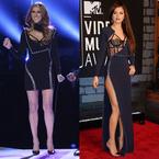 Celine Dion versus Selena Gomez. Awkward?