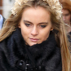 Cressida Bonas even makes wedding hair cool