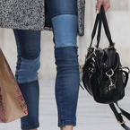 Can Fearne Cotton bring back patchwork jeans?