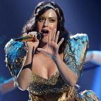 Katy Perry...at least it was live?