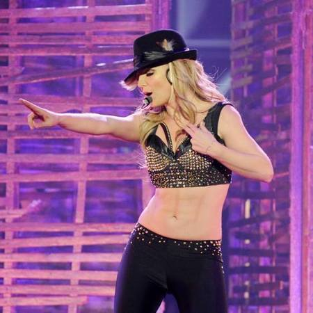 Britney Spears in her Las Vegas residency 'Piece of Me'