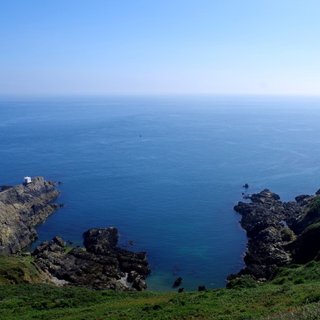 Guernsey travel guide - review feature - travelling in Guernsey -  coast line - holiday ideas - holiday feature - travel - handbag.com