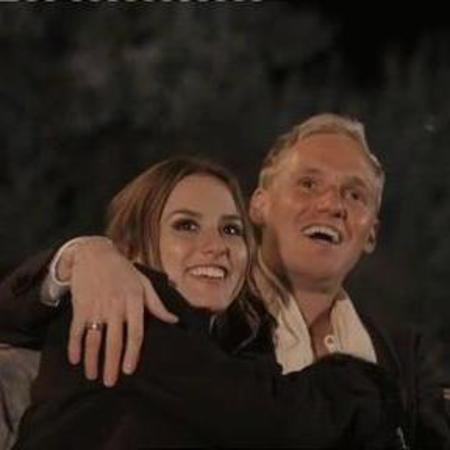 lucy watson and jamie laing finally get together - a couple - christmas - made in chelsea - handbag.com