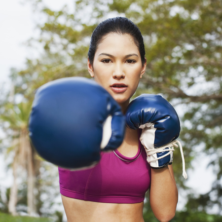 kickboxing fitness class on trial - handbag.com