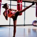 Fitness class on trial: Kickboxing