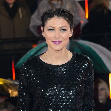 Emma Willis - CBB style - fashion - clothes - eviction -black sequins - 8th January - handbag.com