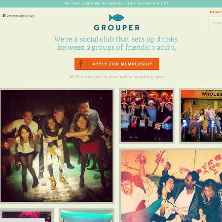 Grouper dating app taking on Tinder - online dating - life news - handbag.com