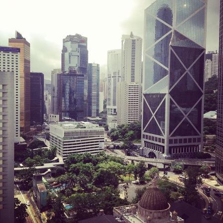 Hong Kong Travel review - City guide - Mandarin Oriental hotel review - city view - Asia travel - holiday ideas - travel - handbag.com