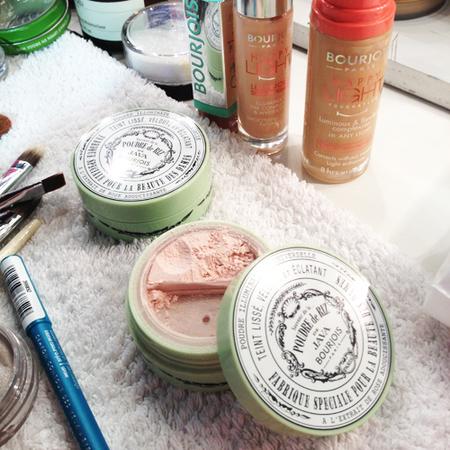 Bourjois Translucent Powder