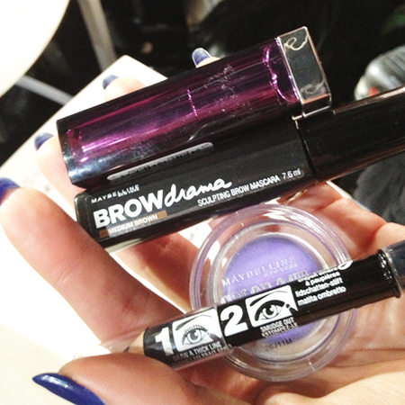 Maybelline Brow Drama eyebrow mascara