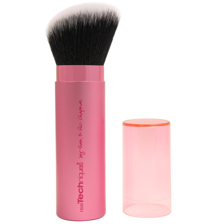 real techniques retractable kabuki brush - new makeup brush - handbag.com