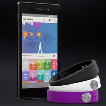 Sony life logging app and kit - wearable tech - gadget news - handbag.com