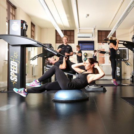Speedflex fitness class - workouts to try - new year fitness classes - exercise classes - tested - diet and fitness - handbag.com