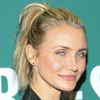 Cameron Diaz's scruffy ponytail. We want.