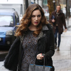 What's made Kelly Brook so cross?