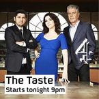 Are you watching The Taste or Nigella's dress?