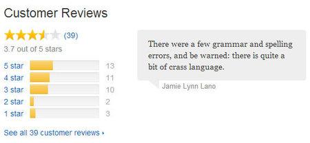 Customer reviews of Bigfoot erotica by Virginia Wade - amazon.co.uk - life news - handbag.com