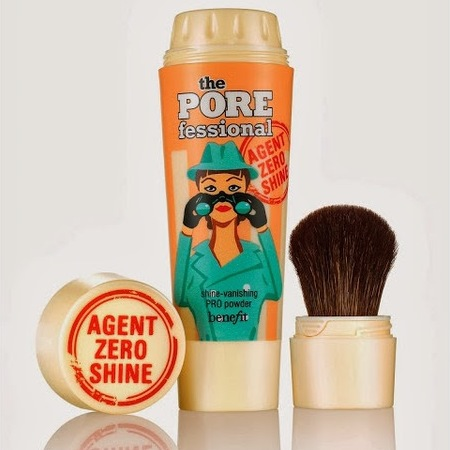 benefit Benefit The POREfessional Agent Zero Shine - translucent powder - shine control makeup - handbag.com
