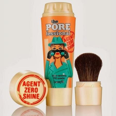 benefit Benefit The POREfessional Agent Zero Shine - translucent powder - shine control makeup - handbag.com
